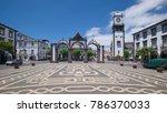 Ponta Delgada  Azores  Portuga...
