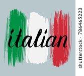 lettering poster for your...   Shutterstock .eps vector #786465223