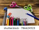 Set Of School Stationery...