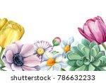 Bouquet Spring Flowers ...