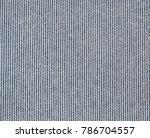 textured fabric background | Shutterstock . vector #786704557