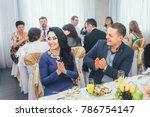 st petersburg  russia   july 15 ...   Shutterstock . vector #786754147