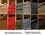 Small photo of Colorful sock background, stock of sock, fashion store