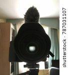 Dslr Camera With External...
