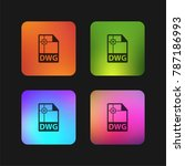 dwg file format variant four...