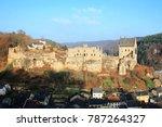 The Medieval Castle Larochette...