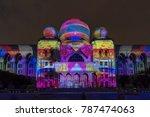 putrajaya  malaysia   29th dec... | Shutterstock . vector #787474063