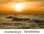 Morning Sunrise Over Lake Erie...
