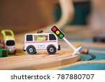 playtive junior toy bus and... | Shutterstock . vector #787880707
