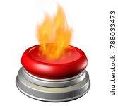 hot button issue concept as a...   Shutterstock . vector #788033473