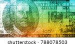 creating profit or money... | Shutterstock . vector #788078503