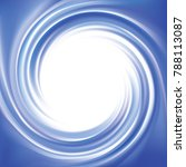 vector wonderful futuristic... | Shutterstock .eps vector #788113087