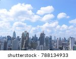 bangkok thailand  2 january... | Shutterstock . vector #788134933