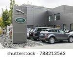 frankfurt  germany   circa ... | Shutterstock . vector #788213563