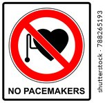 no access with cardiac... | Shutterstock . vector #788265193