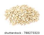 job's tears on white background ... | Shutterstock . vector #788273323