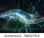 information tide series.... | Shutterstock . vector #788327923