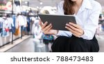 smart retail internet of things ... | Shutterstock . vector #788473483