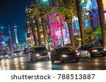 streets of las vegas nevada....   Shutterstock . vector #788513887