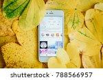 chiangmai  thailand   january 4 ... | Shutterstock . vector #788566957
