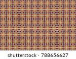 raster geometric background ... | Shutterstock . vector #788656627