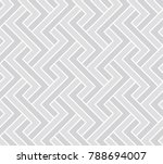 the geometric pattern with... | Shutterstock .eps vector #788694007