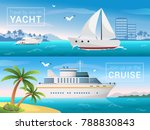 Vector Travel Banners Set....