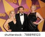emilia clarke  nikolaj coster... | Shutterstock . vector #788898523