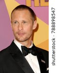 Alexander Skarsgard At The Hbo...