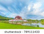 chiang mai  thailand   dec 31 ... | Shutterstock . vector #789111433