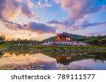 chiang mai  thailand   dec 31 ... | Shutterstock . vector #789111577