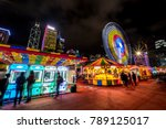 central  hong kong    january... | Shutterstock . vector #789125017