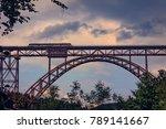 muengstener bridge in germany   Shutterstock . vector #789141667