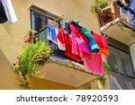 Laundry Balcony