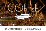 cezve for coffee for sale in... | Shutterstock . vector #789224323
