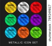 browser 9 color metallic...