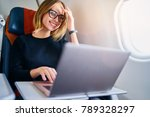 traveling and technology.... | Shutterstock . vector #789328297