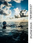 san andres island  colombia _... | Shutterstock . vector #789385537