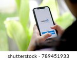 chiangmai thailand   jan 05...   Shutterstock . vector #789451933
