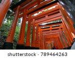 kyoto japan   november 11  2017 ... | Shutterstock . vector #789464263