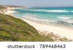 landscape shot of an empty... | Shutterstock . vector #789468463
