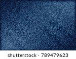 jeans background denim pattern. ... | Shutterstock .eps vector #789479623