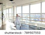 street style dancer doing hand... | Shutterstock . vector #789507553