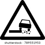 road icons vector | Shutterstock .eps vector #789551953