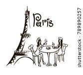 cartoon vector illustration of... | Shutterstock .eps vector #789890257
