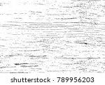 wooden texture. grunge vector... | Shutterstock .eps vector #789956203