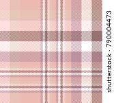Plaid Check Pattern In Pink ...