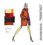fashion sketchbook fashion