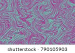 seamless marble pattern texture ... | Shutterstock .eps vector #790105903