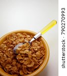 cereals healthy cereal...   Shutterstock . vector #790270993